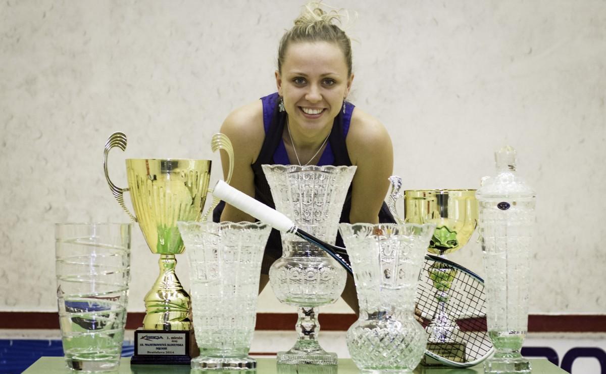 Linda Hruzikova Squash